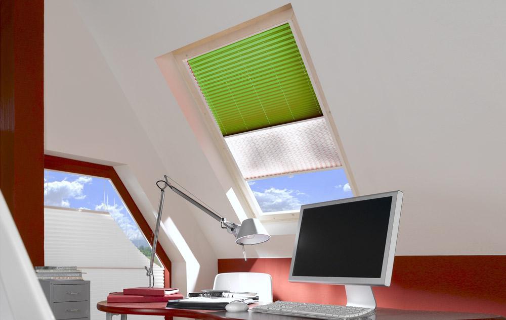 sonnenschutz dachfenster innen xs55 hitoiro. Black Bedroom Furniture Sets. Home Design Ideas